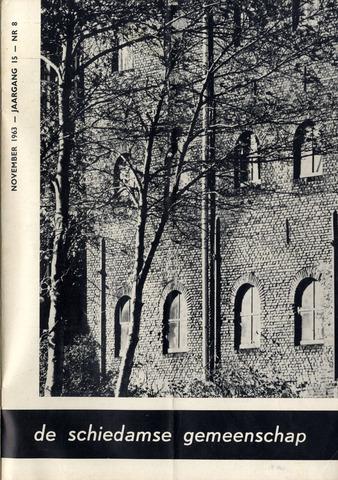 Schiedamse Gemeenschap (tijdschrift) 1963-11-01