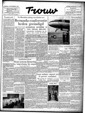 Trouw / De Rotterdammer 1953-12-08