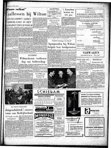 Rotterdamsch Parool / De Schiedammer 1962-10-31