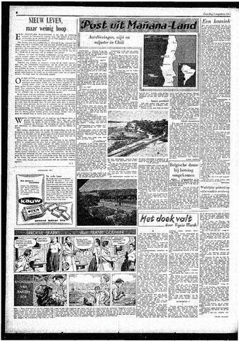 Rotterdamsch Parool / De Schiedammer 1957-08-03