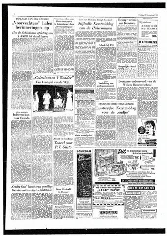 Rotterdamsch Parool / De Schiedammer 1955-12-23