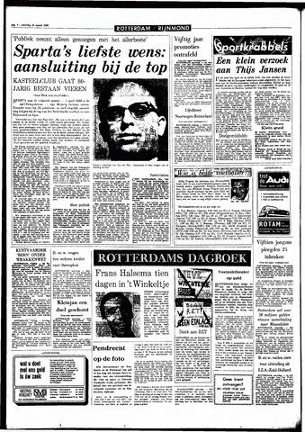 Rotterdamsch Parool / De Schiedammer 1968-03-23