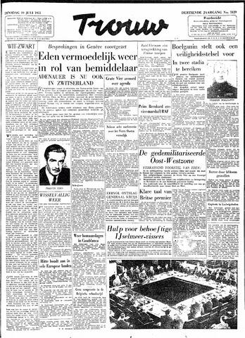 Trouw / De Rotterdammer 1955-07-19