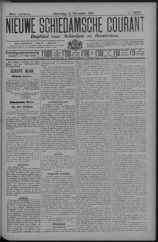 Nieuwe Schiedamsche Courant 1913-11-15