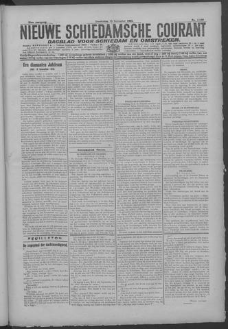 Nieuwe Schiedamsche Courant 1925-11-19