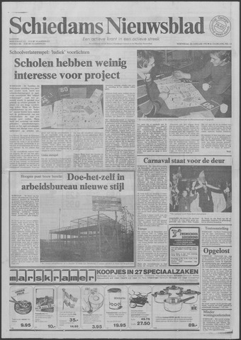 Schiedams Nieuwsblad 1981-01-28