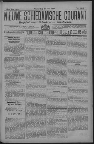 Nieuwe Schiedamsche Courant 1913-06-25