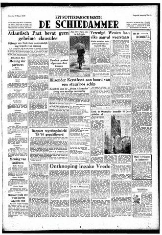 Rotterdamsch Parool / De Schiedammer 1949-03-19
