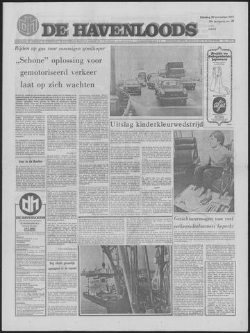 De Havenloods 1971-11-30
