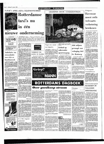 Rotterdamsch Parool / De Schiedammer 1970-01-27