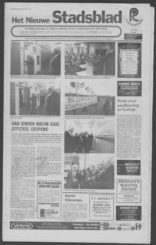 Het Nieuwe Stadsblad 1976-12-08