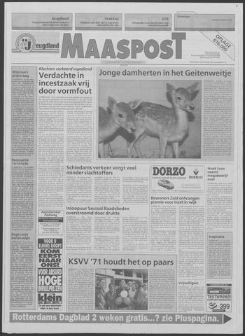 Maaspost / Maasstad / Maasstad Pers 1996-10-16