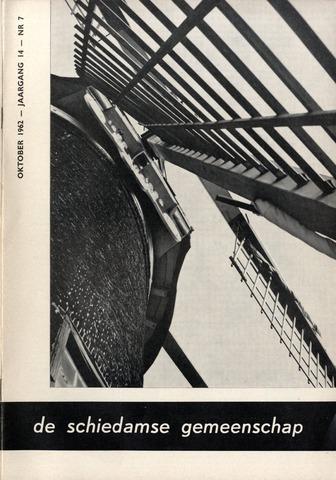 Schiedamse Gemeenschap (tijdschrift) 1962-10-01