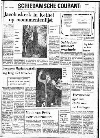 Rotterdamsch Nieuwsblad / Schiedamsche Courant / Rotterdams Dagblad / Waterweg / Algemeen Dagblad 1974-02-22