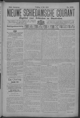Nieuwe Schiedamsche Courant 1918-05-03