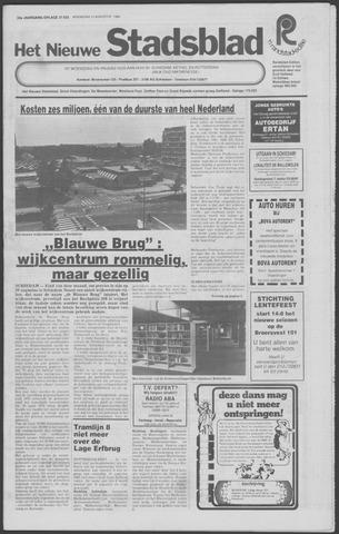 Het Nieuwe Stadsblad 1980-08-13