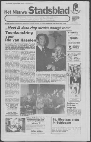 Het Nieuwe Stadsblad 1979-11-30