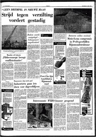 Trouw / De Rotterdammer 1970-04-13