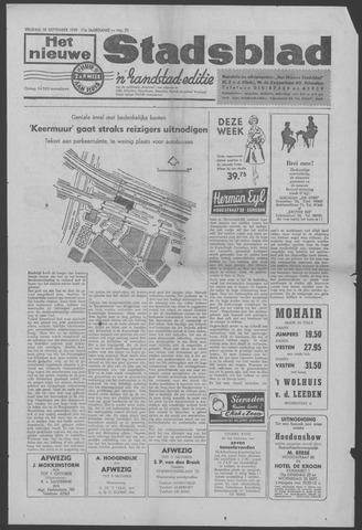 Het Nieuwe Stadsblad 1959-09-18
