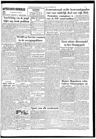 Rotterdamsch Nieuwsblad / Schiedamsche Courant / Rotterdams Dagblad / Waterweg / Algemeen Dagblad 1966-11-04