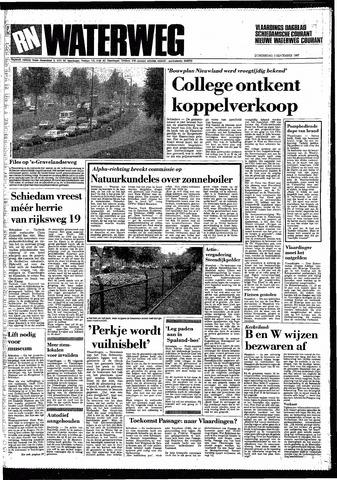 Rotterdamsch Nieuwsblad / Schiedamsche Courant / Rotterdams Dagblad / Waterweg / Algemeen Dagblad 1987-09-03