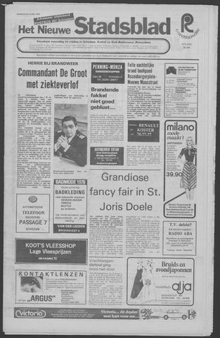 Het Nieuwe Stadsblad 1976-05-19