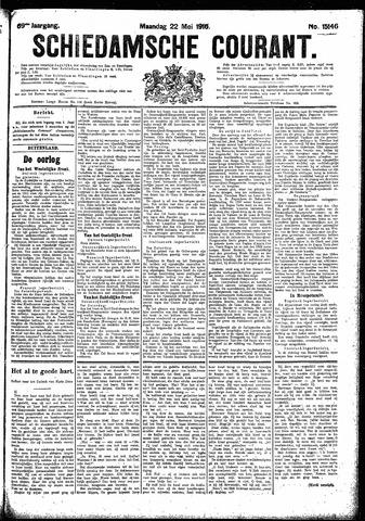 Schiedamsche Courant 1916-05-22