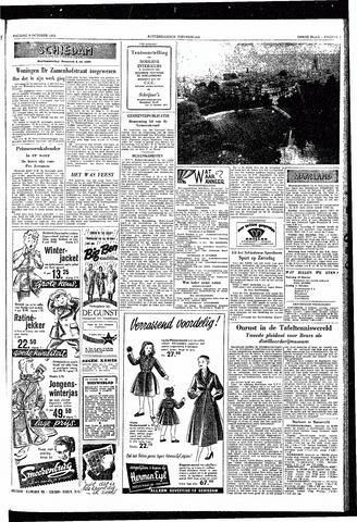 Rotterdamsch Nieuwsblad / Schiedamsche Courant / Rotterdams Dagblad / Waterweg / Algemeen Dagblad 1953-10-09