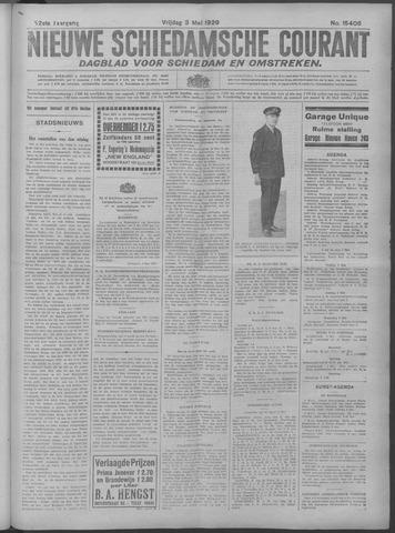 Nieuwe Schiedamsche Courant 1929-05-03