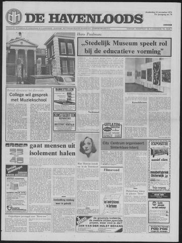 De Havenloods 1974-11-14