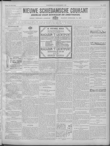 Nieuwe Schiedamsche Courant 1932-11-30