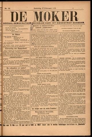 De Moker 1912-02-17