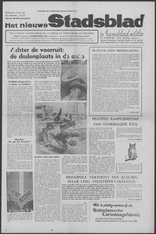 Het Nieuwe Stadsblad 1964-07-22