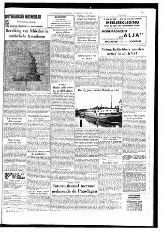 Rotterdamsch Nieuwsblad / Schiedamsche Courant / Rotterdams Dagblad / Waterweg / Algemeen Dagblad 1966-04-05