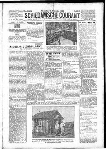 Schiedamsche Courant 1933-09-13