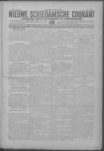 Nieuwe Schiedamsche Courant 1925-01-15