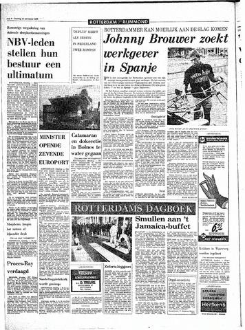 Rotterdamsch Parool / De Schiedammer 1968-11-12
