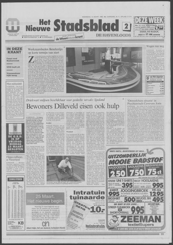 Het Nieuwe Stadsblad 1996-03-13
