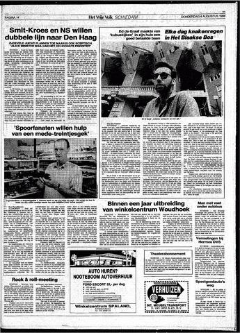 Het Vrije volk 1988-08-04