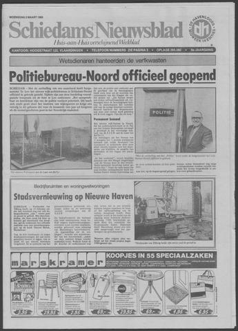 Schiedams Nieuwsblad 1983-03-02
