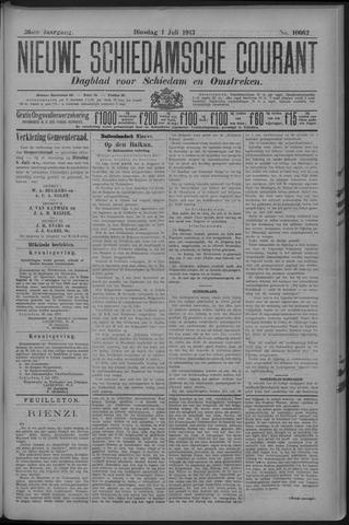 Nieuwe Schiedamsche Courant 1913-07-01