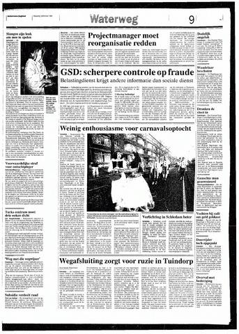 Rotterdamsch Nieuwsblad / Schiedamsche Courant / Rotterdams Dagblad / Waterweg / Algemeen Dagblad 1993-02-15