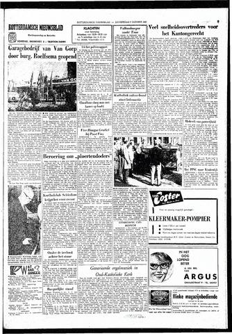 Rotterdamsch Nieuwsblad / Schiedamsche Courant / Rotterdams Dagblad / Waterweg / Algemeen Dagblad 1965-10-07