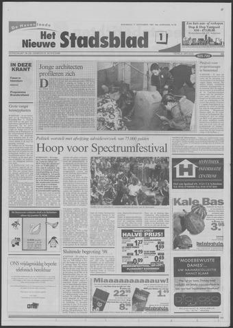 Het Nieuwe Stadsblad 1997-09-17