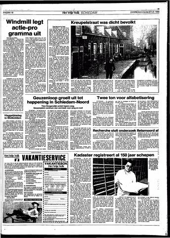 Het Vrije volk 1988-08-06