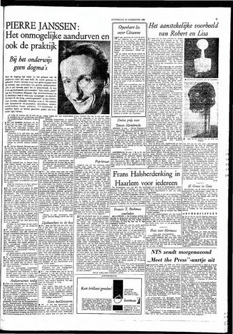Rotterdamsch Nieuwsblad / Schiedamsche Courant / Rotterdams Dagblad / Waterweg / Algemeen Dagblad 1966-08-24