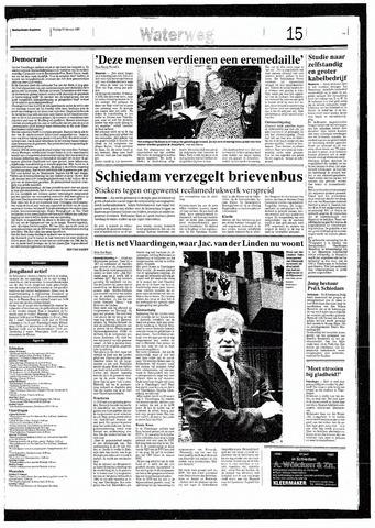 Rotterdamsch Nieuwsblad / Schiedamsche Courant / Rotterdams Dagblad / Waterweg / Algemeen Dagblad 1993-02-26