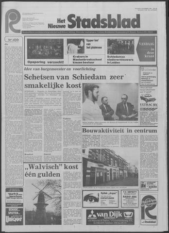 Het Nieuwe Stadsblad 1981-11-06