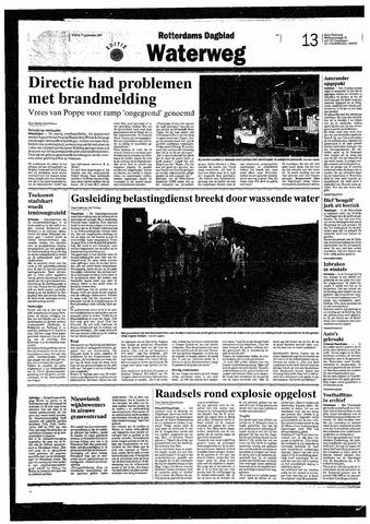 Rotterdamsch Nieuwsblad / Schiedamsche Courant / Rotterdams Dagblad / Waterweg / Algemeen Dagblad 1993-09-17
