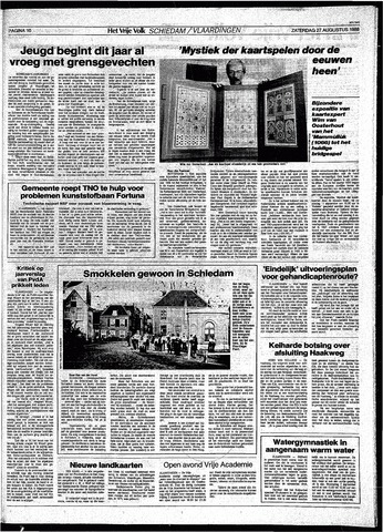 Het Vrije volk 1988-08-27